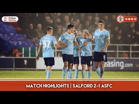 ⚽ MATCH HIGHLIGHTS | Salford City 2-1 Accrington Stanley
