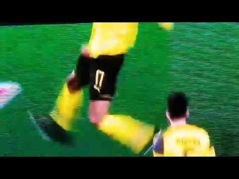 Download GOAL AUBAMEYANG VS BENFICA 08/03/2017   Champions League