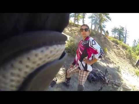 Broken Femur Downhill Mountain Biking at Snow Summit
