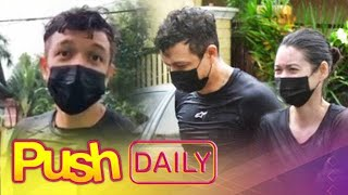 Jericho Rosales at asawang si Kim Jones, tumulong sa rescue efforts sa Marikina | PUSH Daily