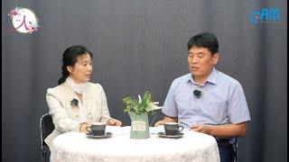 """CAM방송""""강해인의 人 / 대전미술협회 라영태…"""