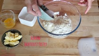 Almond Shortcrust Pastry