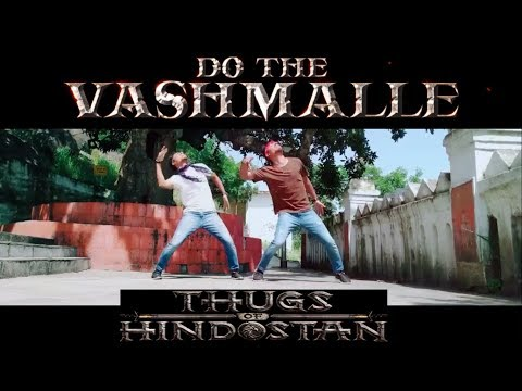 Vashmalle Song Dance Choreography | Thugs Of Hindostan | Dance By Step ON Boys