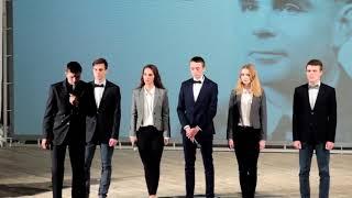 Дети Тьюринга Минск финал музномер Открытая Лига КВН БГУ 2017