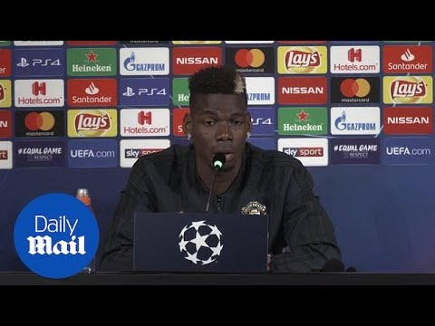 Paul Pogba 'happy' at Manchester United ahead of Juventus game