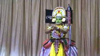 Kiratham Ottan thullal by Kalamandalam Devaki-part 1.mp4