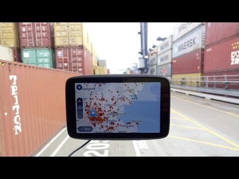 2018 TomTom GO 6200 world review
