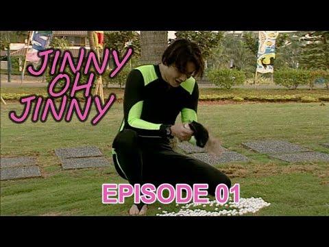 Jinny oh Jinny Episode 1 - Mimpi Kaya