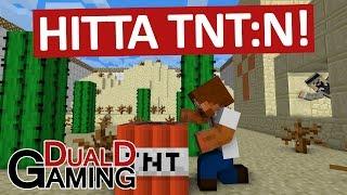 HITTA TNT:N! (Minecraft Hitta-karta)