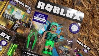 ROBLOX! Celebrity Series S1w2! The Second Core Set!