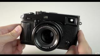 The Fujifilm X-Pro 2 Review