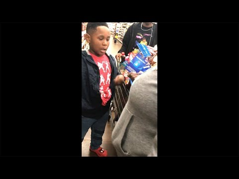kid-tries-to-steal-from-walmart-but-gets-caught...
