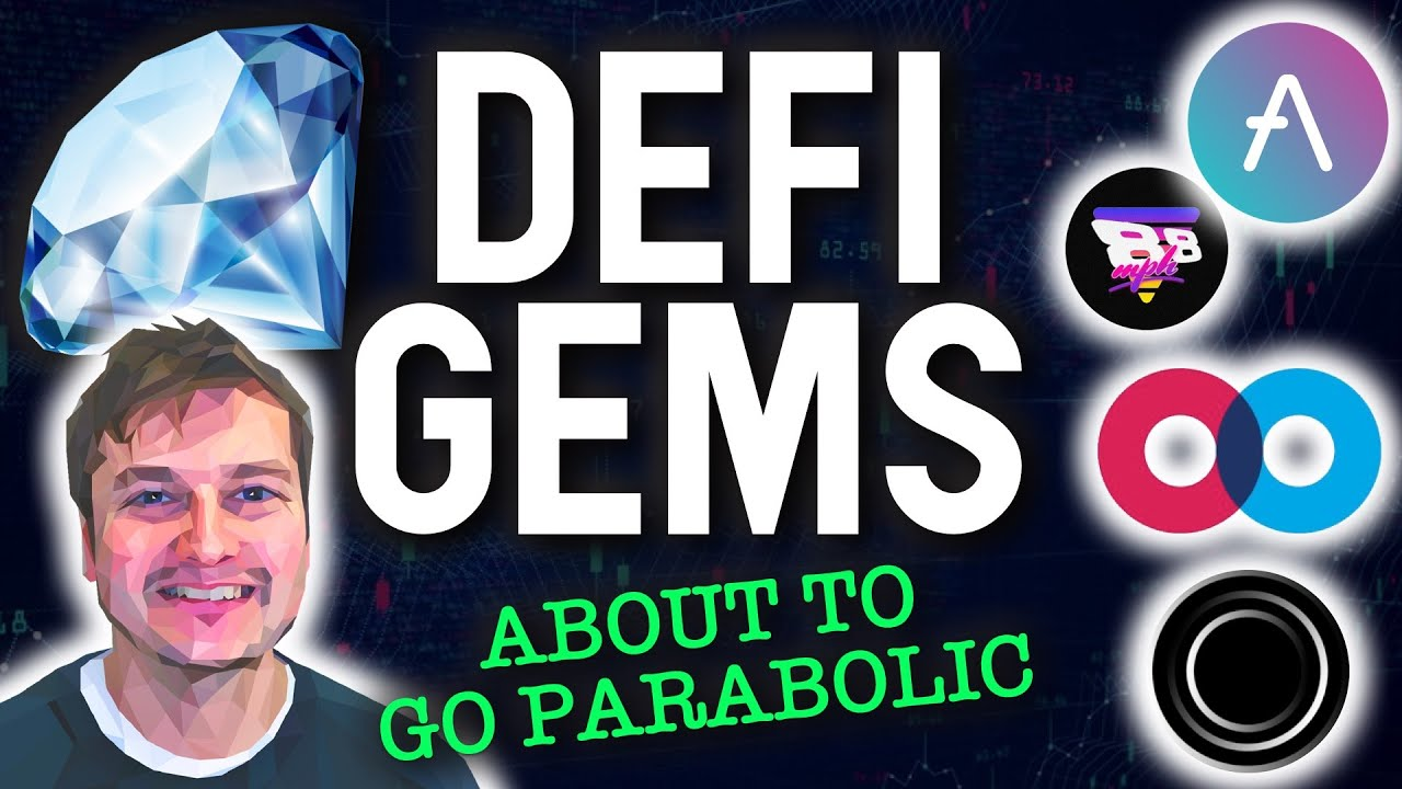 Image result for THESE DEFI GEMS ABOUT TO GO PARABOLIC WITH GAINS!