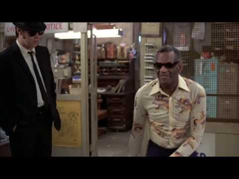 Ray Charles - Twist it (feat. The Blues Brothers) - 1080p Full HD