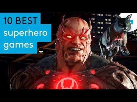 Best Superhero Games On PC