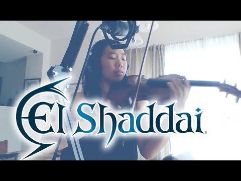 El Shaddai: Flight of Darkness (violin cover)