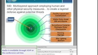 Implementing Effective Physical Security Countermeasures