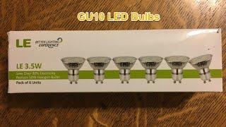 LED GU10 Light Bulb