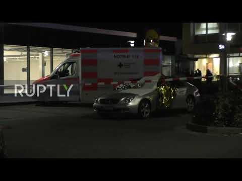 Germany: At least 8 dead, 5 injured after double shooting in Hanau