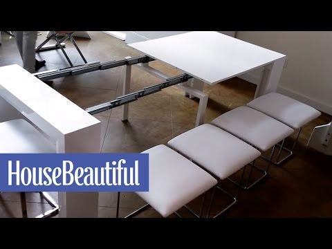 The Best Space Saving Furniture For Small Spaces | House Beautiful
