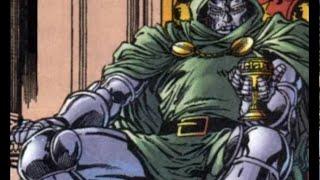 Doctor Doom VS Daredevil