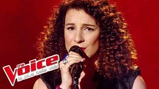 Serge Lama – D'aventure en aventure | Amandine Rapin | The Voice France 2016 | Demi Finale