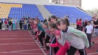Артемовск, легкая атлетика