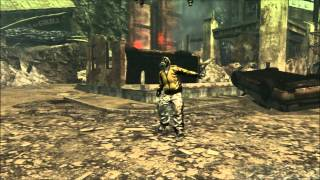 Anarchy Reigns PS3 White Side Stage 1