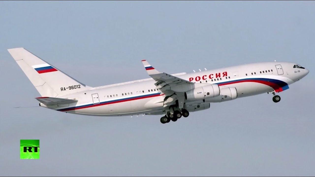 Сюжет с борта №1: школьник из Башкирии опубликовал кадры с самолёта Путина
