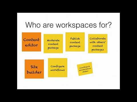 DrupalCon Vienna 2017: Workflow Initiative Update