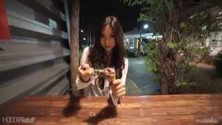 Ice cream date with Sara Choi