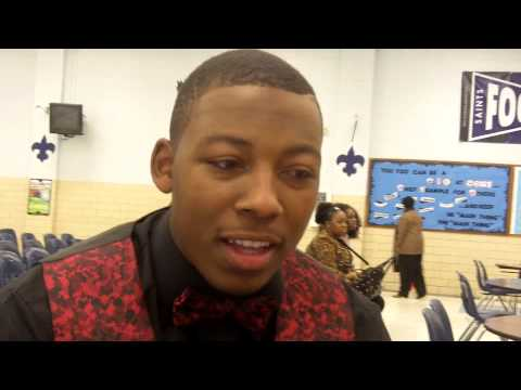 Video: Bryson Allen-Williams talks about joining the Gamecocks