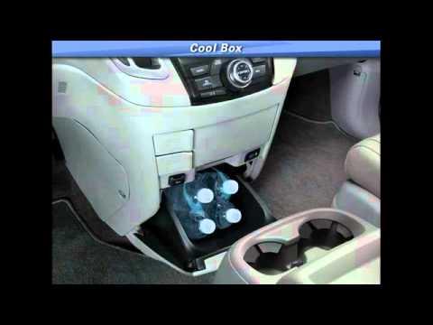 Cool Box 2011 Honda Odyssey Youtube