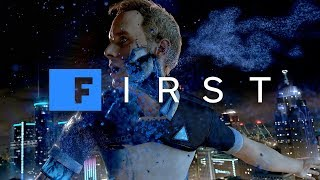Detroit: Become Human DEMO - Behind the Scenes With David Cage - IGN First