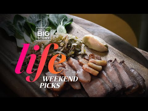New menus at Botanico, Lolla | Watch HBO Go 'The Flight Attendant', Netflix 'Deaf U' | THE BIG STORY thumbnail