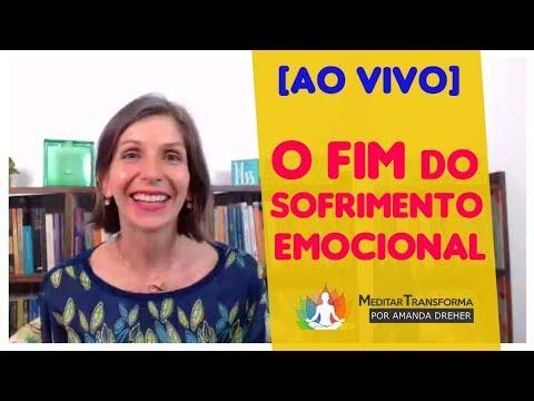[Ao Vivo] O Fim do Sofrimento Emocional – A Fórmula Incrível de 3 Perguntas