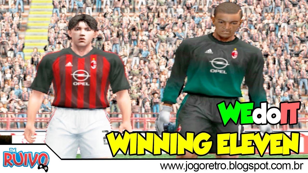 Winning Eleven We7i Uefa Champions 2003 2004 By Wedoit No Playstation 2 You