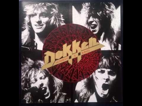 "Dokken ""Sacramento Is Burning"" 12/28/1983"