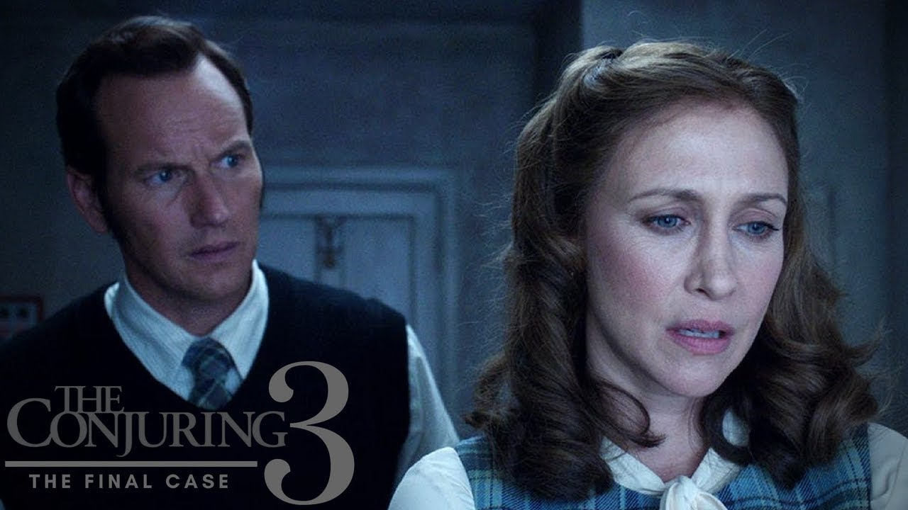 Download The Conjuring 3 - Main Trailer [HD]