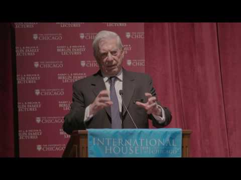"Mario Vargas Llosa, ""The Feast of the Goat,"" Lecture 4 of 4, 05.15.17"