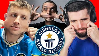 SIDEMEN REACT TO THE STRANGEST WORLD RECORDS