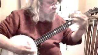 Richard Hood -- Fretless 2-finger banjo -- Tennessee Wagoner