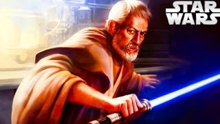 12 Interesting Facts About OBI-WAN KENOBI - Star Wars Explained