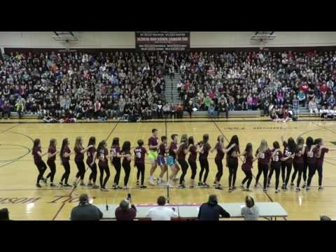 Class of 2019 Battle of the Classes 2016