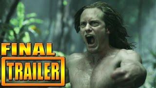The Legend of Tarzan Final Trailer