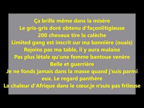 Fally Ipupa Guerrier ft Shay audio + paroles