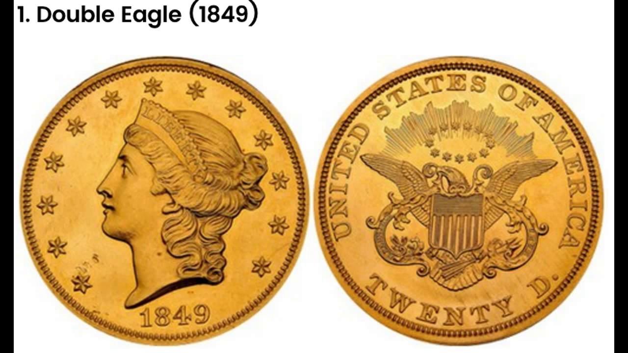 top 10 rarest coins