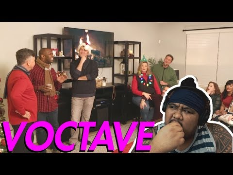 Voctave - You're a Mean One, Mr. Grinch [MUSIC REACTION]