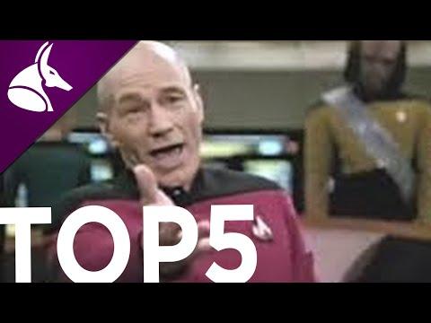 Top 5 TV Space Operas | Space Week | Lorekings