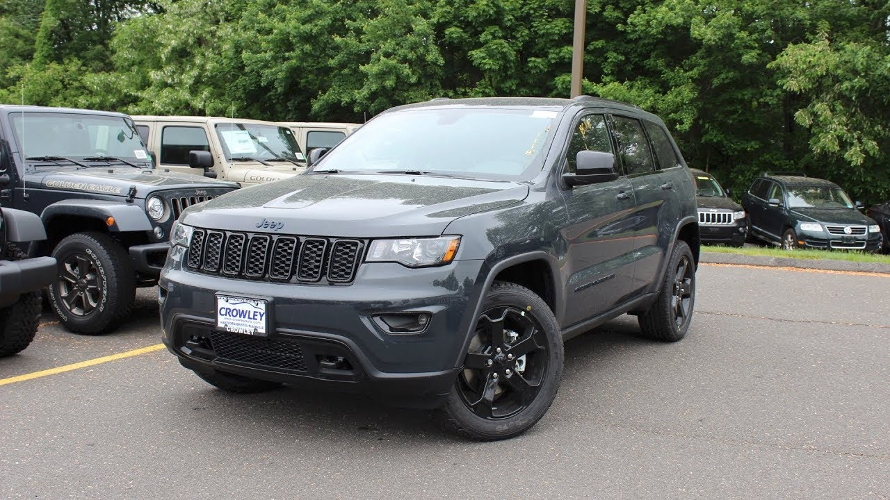 2018 Jeep Grand Cherokee Laredo E/Upland: In Depth First ...